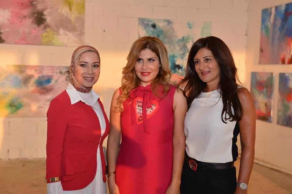 art exhibition hania